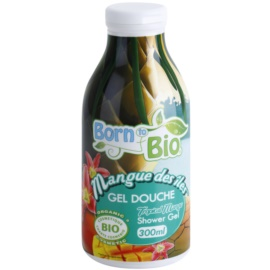 Born to Bio Tropical Mango sprchový gel  300 ml