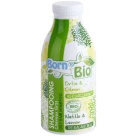 Born to Bio Nettle & Lemon sampon zsíros hajra  300 ml