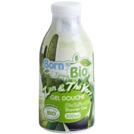 Born to Bio Zen & Green Tea gel de duche  300 ml
