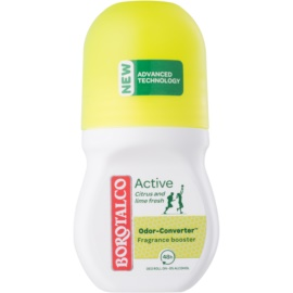 Borotalco Active Roll-On Deodorant 48 Std.  50 ml