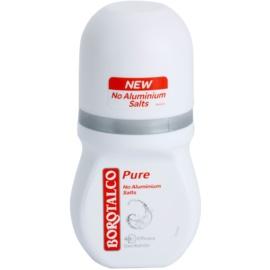Borotalco Pure Roll-On Deodorant  50 ml