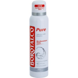 Borotalco Pure Deodorant 48 Std.  150 ml
