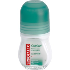 Borotalco Original deodorant antiperspirant roll-on  50 ml