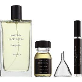 Bottega Profumiera Mon Jardin Gift Set I. Eau De Parfum 100 ml + Eau de Parfum Refill 30 ml + Flask 10 ml + Funnel