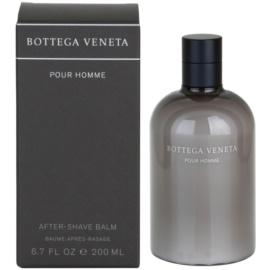Bottega Veneta Pour Homme After Shave Balm for Men 200 ml