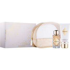 Boucheron Place Vendôme zestaw upominkowy V.  woda perfumowana 50 ml + mleczko do ciała 100 ml + torebka kosmetyczna