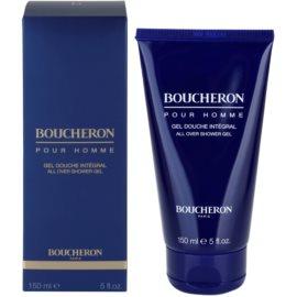Boucheron Pour Homme sprchový gel pro muže 150 ml