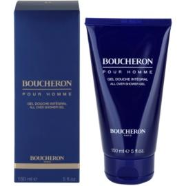 Boucheron Pour Homme tusfürdő férfiaknak 150 ml