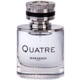 Boucheron Quatre Eau de Toilette für Herren 50 ml