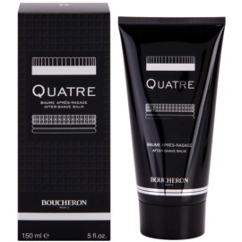 Boucheron Quatre bálsamo after shave para hombre 150 ml