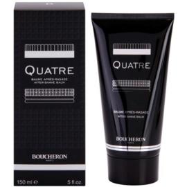 Boucheron Quatre After Shave balsam pentru barbati 150 ml