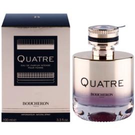 Boucheron Quatre Limited Edition 2016 Eau de Parfum para mulheres 100 ml
