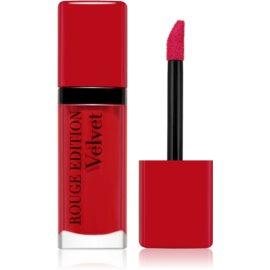 Bourjois Rouge Edition Velvet barra de labios líquida con efecto mate tono 08 Grand Cru 7,7 ml