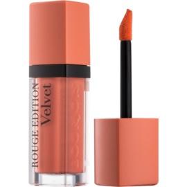 Bourjois Rouge Edition Velvet tekoča šminka z mat učinkom odtenek 16 Honey Mood 7,7 ml