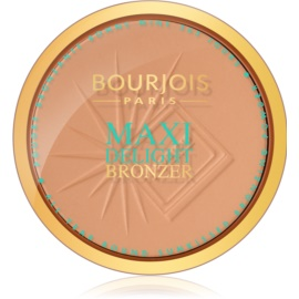Bourjois Maxi Delight bronzer odstín 01 Fair/ Medium Skin 18 g