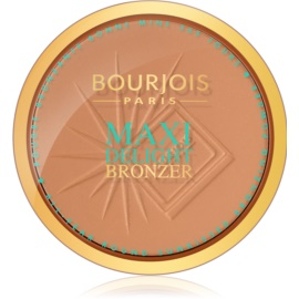 Bourjois Maxi Delight Bronzer Farbton 02 Olive/ Tanned Skin 18 g