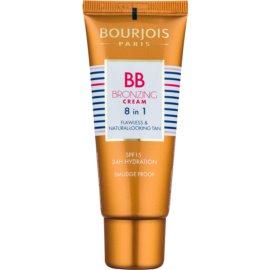 Bourjois Parisian Summer bronzierende BB Creme mit feuchtigkeitsspendender Wirkung Farbton 02 Dark 30 ml