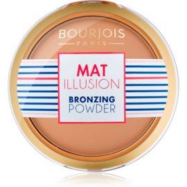Bourjois Parisian Summer bronzer colore 22 Dark 15 g