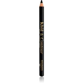 Bourjois Khôl & Contour dermatograf persistent culoare 002 Ultra Black 1,2 g