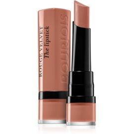 Bourjois Rouge Edition Velvet Mattierender Lippenstift Farbton 01 2,4 g