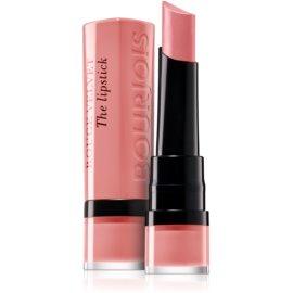 Bourjois Rouge Edition Velvet Mattierender Lippenstift Farbton 02 2,4 g