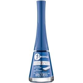 Bourjois 1 Seconde Nail Enamel lac de unghii culoare 53 Blue de Nime 9 ml