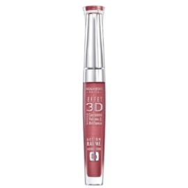 Bourjois 3D Effet Gloss sijaj za ustnice odtenek 03 Brun Rose Academic  5,7 ml