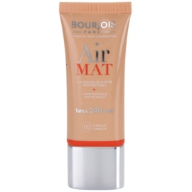 Bourjois Air Mat matující make-up odstín 02 Vanilla 30 ml