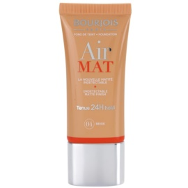 Bourjois Air Mat fond de teint matifiant teinte 04 Beige 30 ml