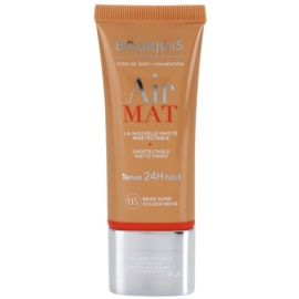 Bourjois Air Mat fond de teint matifiant teinte 05 Golden Beige 30 ml