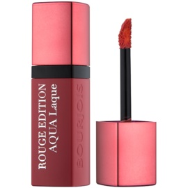 Bourjois Rouge Edition Aqua Laque rossetto idratante con brillantezza intensa colore 01 Appechissant 7,7 ml
