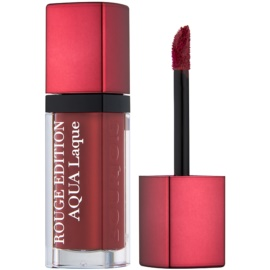 Bourjois Rouge Edition Aqua Laque rossetto idratante con brillantezza intensa colore 03 Brun croyable 7,7 ml