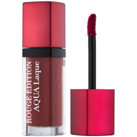 Bourjois Rouge Edition Aqua Laque rossetto idratante con brillantezza intensa colore 04 Viens si tu roses 7,7 ml