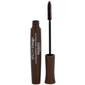 Bourjois Brow Design Mascara für die Augenbrauen Farbton 03 Chatain 6 ml