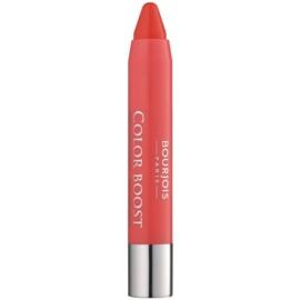 Bourjois Color Boost rtěnka v tužce SPF 15 odstín 04 Peach On The Beach  2,75 g