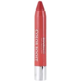 Bourjois Color Boost szminka w sztyfcie SPF 15 odcień Proudly Naked 07  2,75 g