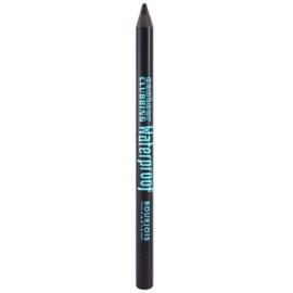 Bourjois Contour Clubbing lápis de olhos resistente à água tom 41 Black Party 1,2 g