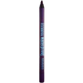 Bourjois Contour Clubbing voděodolná tužka na oči odstín 47 Purple Night 1,2 g