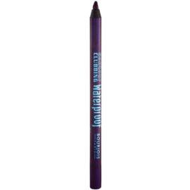 Bourjois Contour Clubbing lápis de olhos resistente à água tom 47 Purple Night 1,2 g