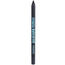 Bourjois Contour Clubbing voděodolná tužka na oči odstín 48 Atomic Black 1,2 g