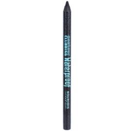 Bourjois Contour Clubbing lápis de olhos resistente à água tom 48 Atomic Black 1,2 g