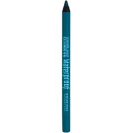Bourjois Contour Clubbing voděodolná tužka na oči odstín 50 Loving Green 1,2 g