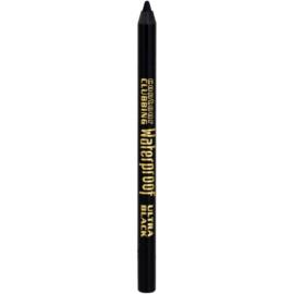 Bourjois Contour Clubbing voděodolná tužka na oči odstín 54 Ultra Black 1,2 g
