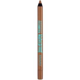Bourjois Contour Clubbing lápis de olhos resistente à água tom 51 Golden Dress 1,2 g