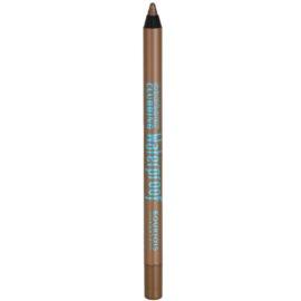 Bourjois Contour Clubbing lápis de olhos resistente à água tom 60 Taupe of The Top 1,2 g
