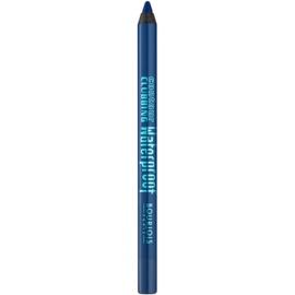 Bourjois Contour Clubbing lápis de olhos resistente à água tom 61 Denim Pulse 1,2 g