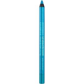 Bourjois Contour Clubbing lápis de olhos resistente à água tom 63 Sea Blue Soon 1,2 g