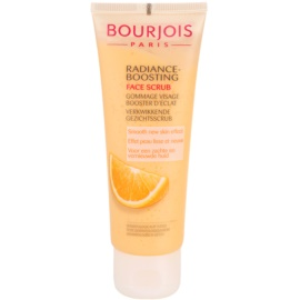 Bourjois Cleansers & Toners tisztító peeling normál és kombinált bőrre  75 ml