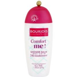 Bourjois Comfort Me! vyživující sprchový balzám  250 ml