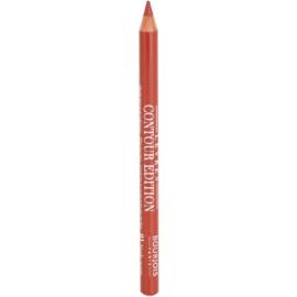 Bourjois Contour Edition crayon à lèvres longue tenue teinte 01 Nude Wave 1,14 g